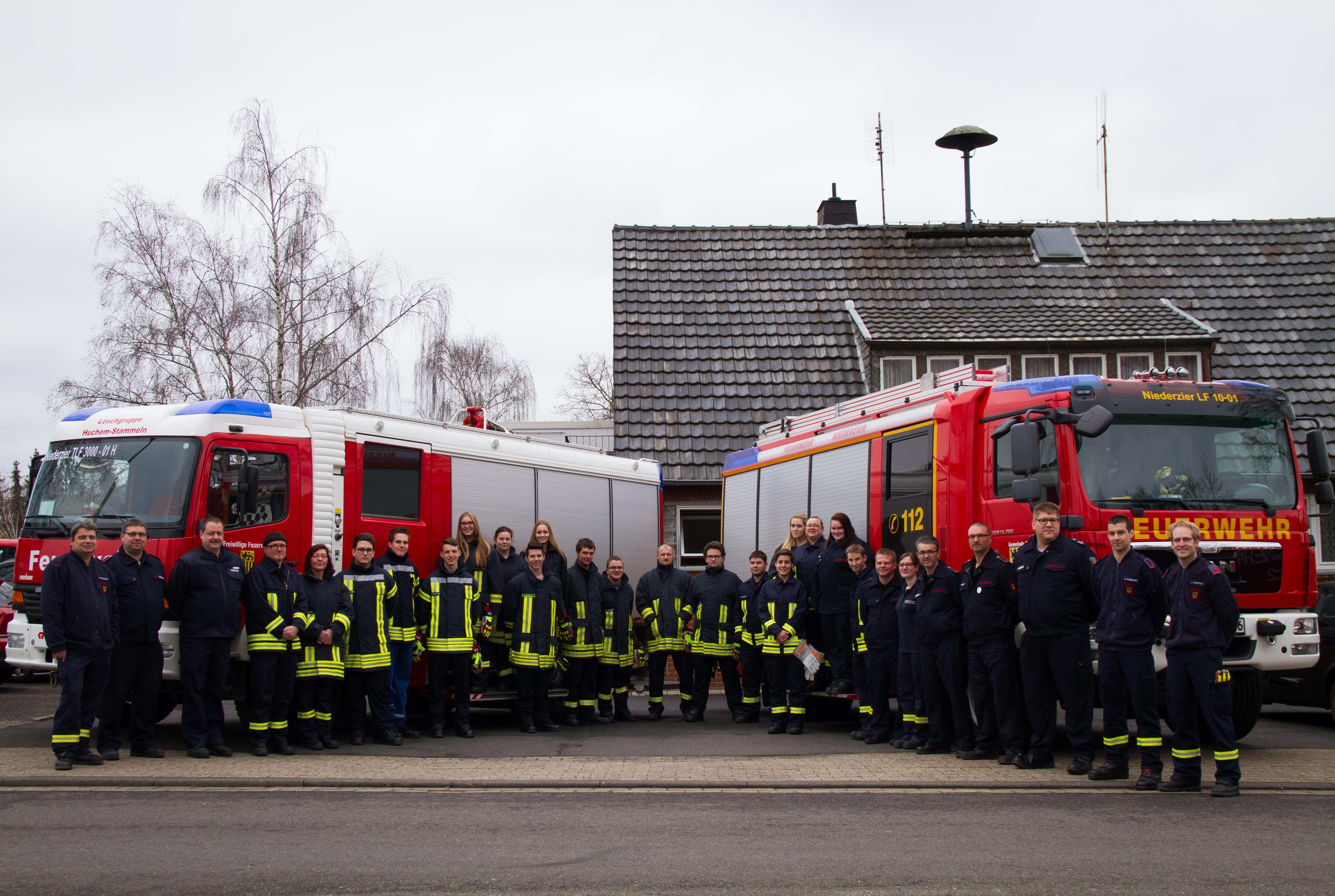 Feuerwehr ABC – F wie Freiwillige Feuerwehr