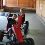 Kinderfeuerwehr Niederzier op Jöck im Bubenheimer Spieleland