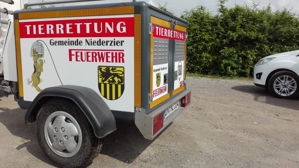 Read more about the article Huchem-Stammeln #TIF# verletztes Tier