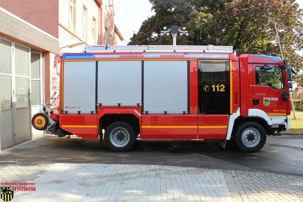Hambach #BD2# Zimmerbrand