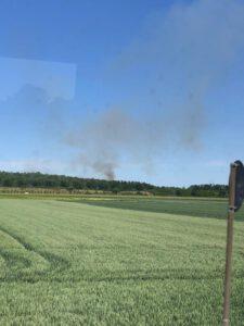 Hambach #BDW1# Flächenbrand