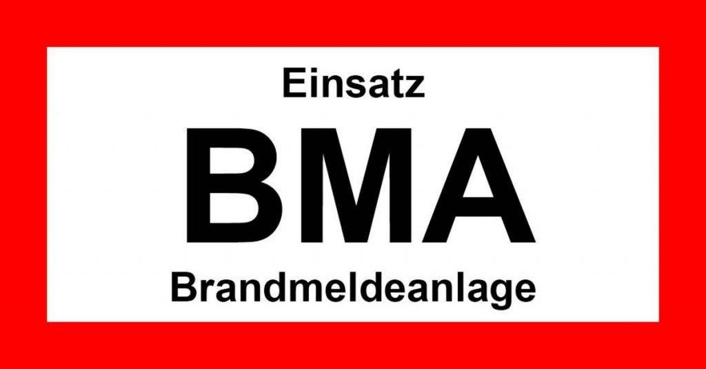 Huchem-Stammeln #MDL# Brandmeldealarm