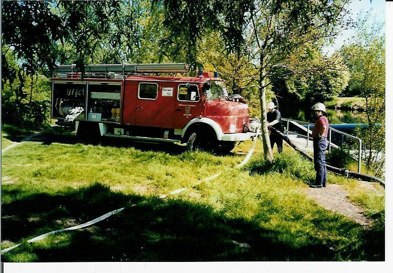 A D Tlf Me 2480 Der Feuerwehr Erkrath: Gemeinde Niederzier Feuerwehr