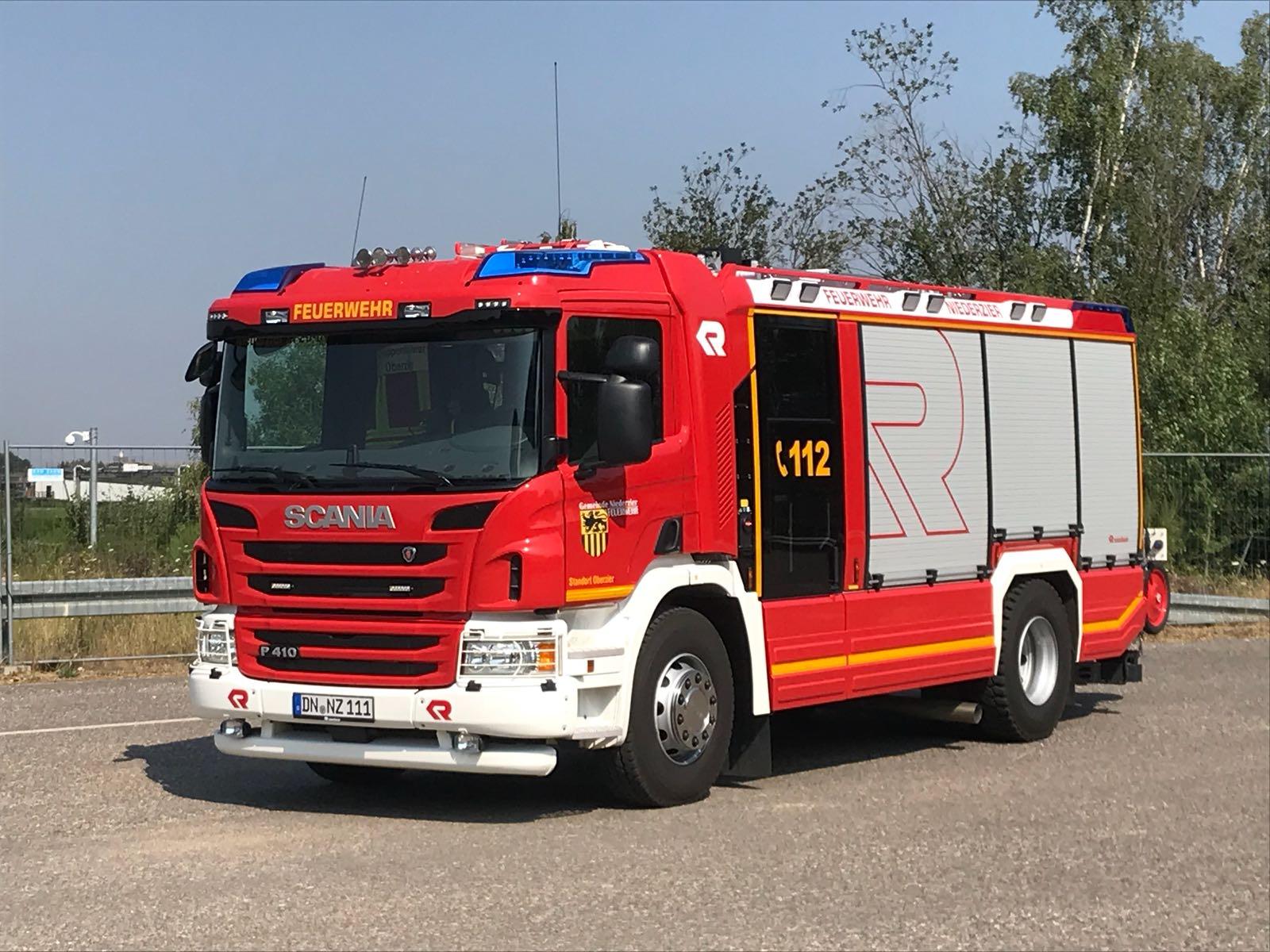 Oberzier #RD-GAS# CO-Alarm Rettungsdienst
