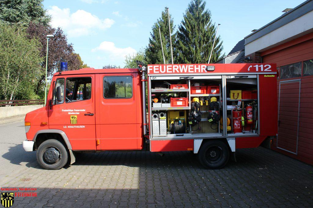 Krauthausen #TH-VU# ausl. Betriebsmittel nach VU