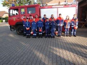 Read more about the article Action pur am Berufsfeuerwehrtag 2019 der Löschgruppe Niederzier